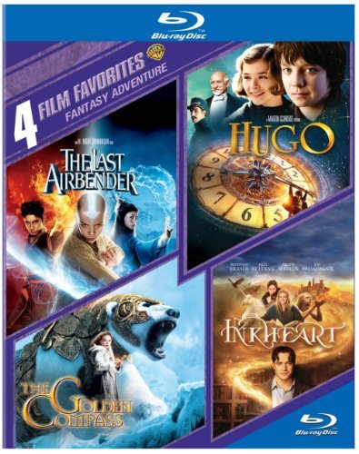 4 Film Favorites Fantasy Adve 4 Film Favorites Fantasy Adve Blu Ray Ws Nr 4 Br