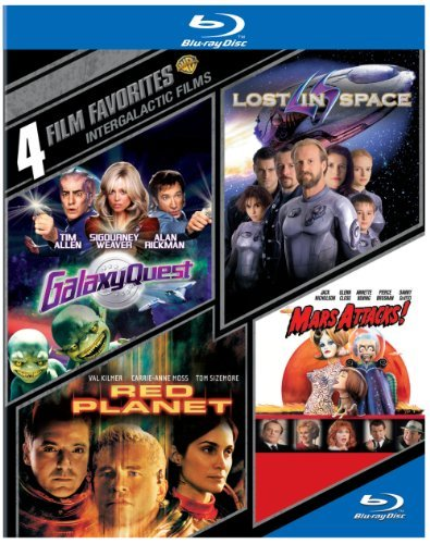 4 Film Favorites Intergalacti 4 Film Favorites Intergalacti Nr 4 Br