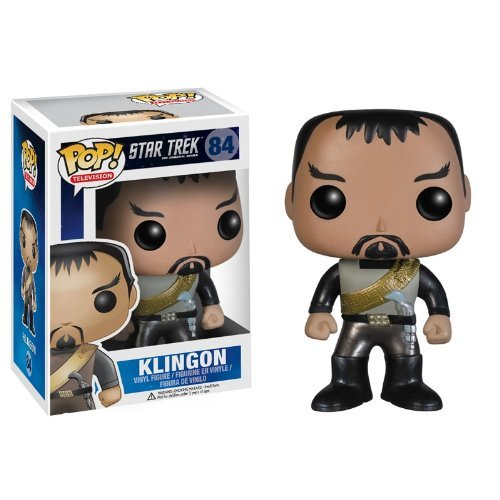 Toy Star Trek Klingon Pop! Vinyl Figure