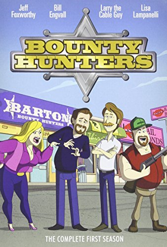 Bounty Hunters Season 1 DVD Nr