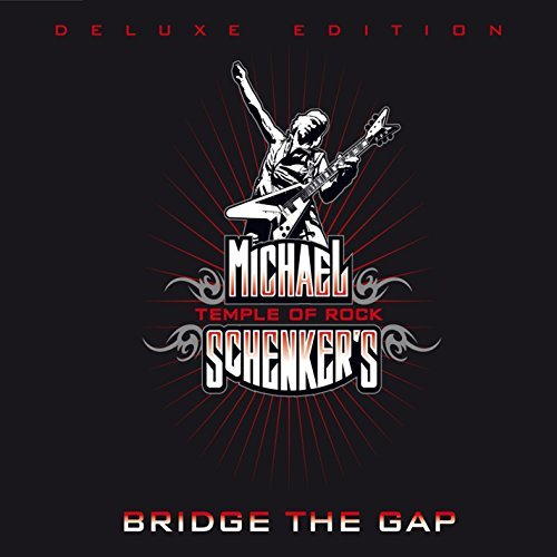 Michael Temple Of Roc Schenker Bridge The Gap Deluxe Ed. Media Book O Card