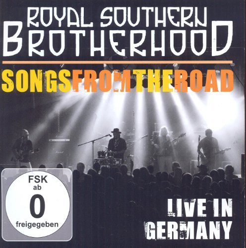 Royal Southern Brotherhood Songs From The Road Incl. DVD