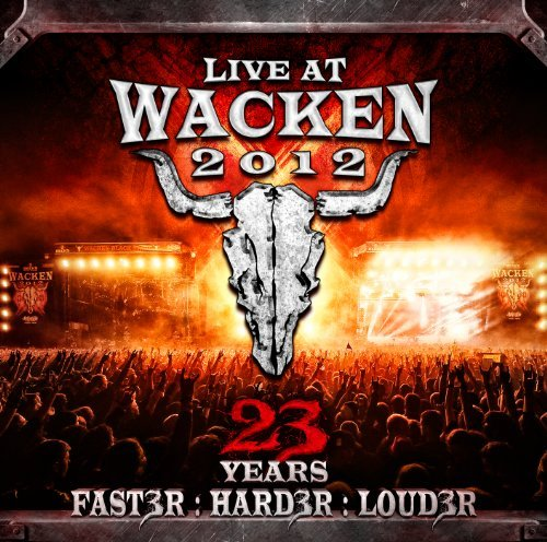 Live At Wacken 2012 Live At Wacken 2012 2 CD