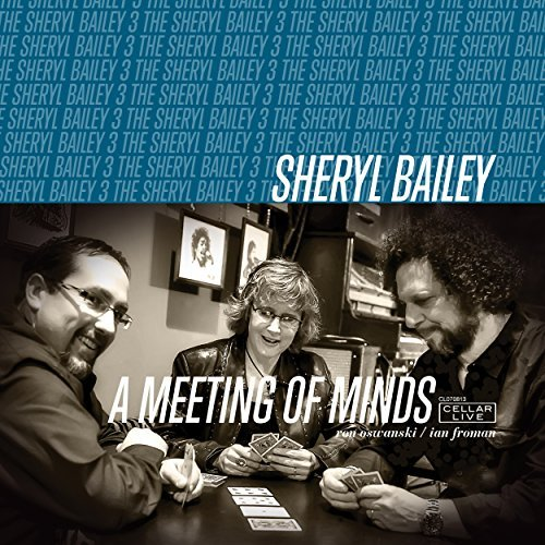 Sheryl Bailey 3 Meeting Of Minds Import Aus