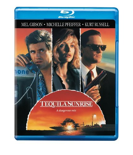Tequila Sunrise Gibson Russell Pfeiffer Blu Ray Nr Ws
