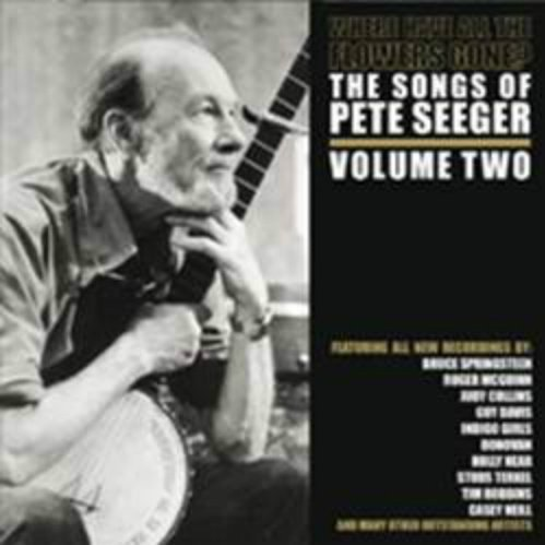Pete Seeger Where Have All The Flowers Gon Lmtd Ed. 2 Lp