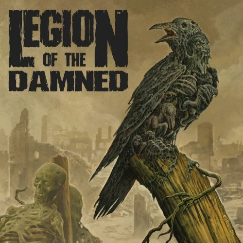 Legion Of The Damned Ravenous Plague