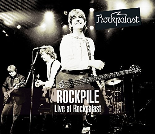Rockpile Live At Rockpalast Import Gbr Incl. CD