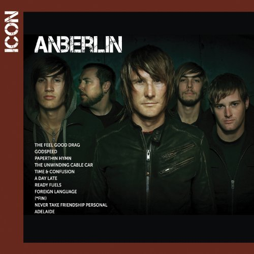 Anberlin Icon