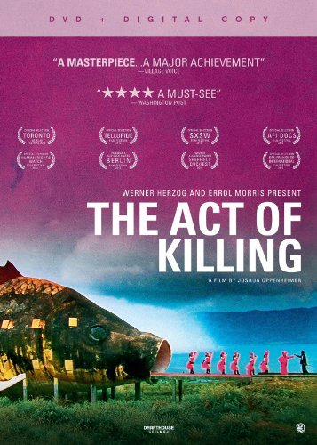 Act Of Killing Anif Arifin Asmara DVD Nr Ws