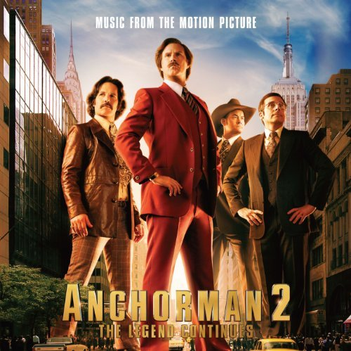 Various Artists Anchorman 2 The Legend Continues