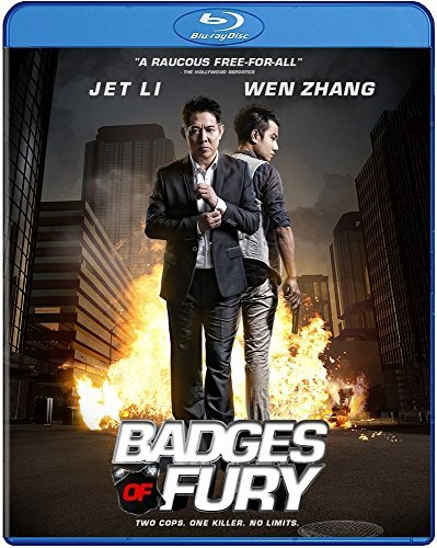 Badges Of Fury Li Jet Blu Ray Nr Ws