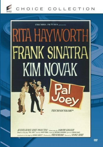 Pal Joey Hayworth Novak Nichols Patters DVD R Nr