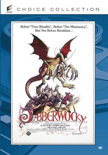 Jabberwocky Palin Wall DVD Mod This Item Is Made On Demand Could Take 2 3 Weeks For Delivery