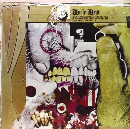 Frank Zappa Uncle Meat 2 Lp