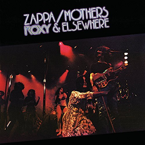 Frank Zappa Roxy & Elsewhere 2 Lp