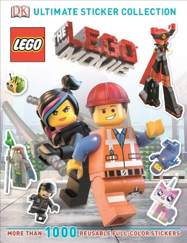 Ultimate Sticker Collection The Lego Movie