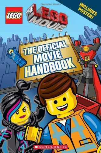 Ace Landers The Lego Movie The Official Movie Handbook [with Poster]