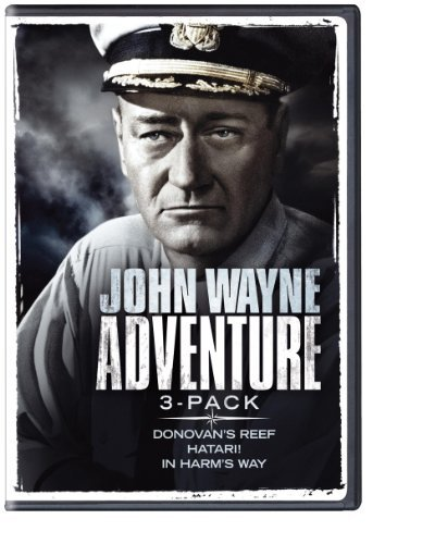 Adventure Collection Wayne John Nr 3 DVD