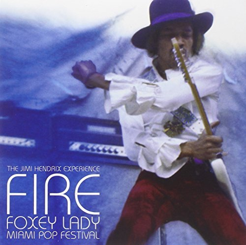 Jimi Experience Hendrix Fire B W Foxey Lady Record Store Day Exclusive
