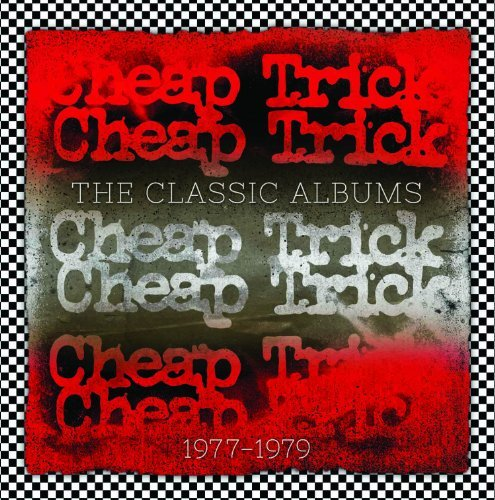 Cheap Trick Classic Albums 1977 1979 180gm Vinyl 5 Lp