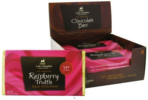 Candy Filled Bar Raspberry Truffle