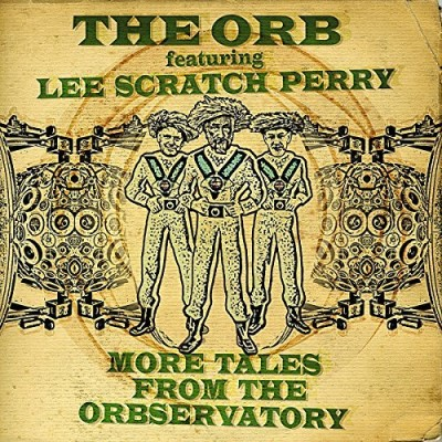 Lee Perry & The Orb Scratch More Tales From The Orbservato Import Eu