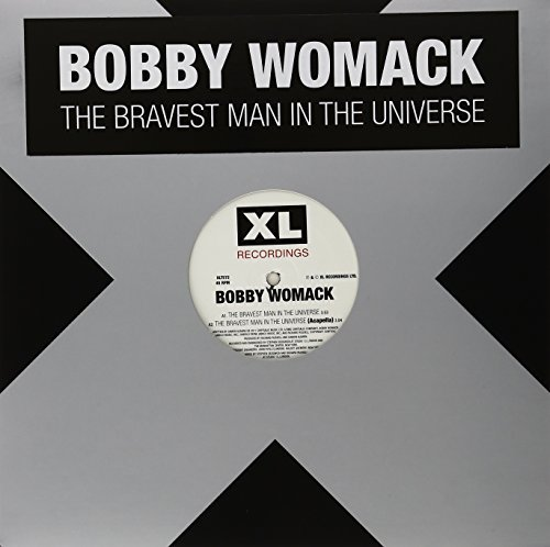 Bobby Womack Bravest Man In The Universe Bravest Man In The Universe