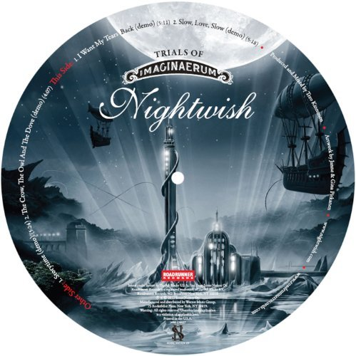 Nightwish Trails Of Imaginaerum Picture Disc