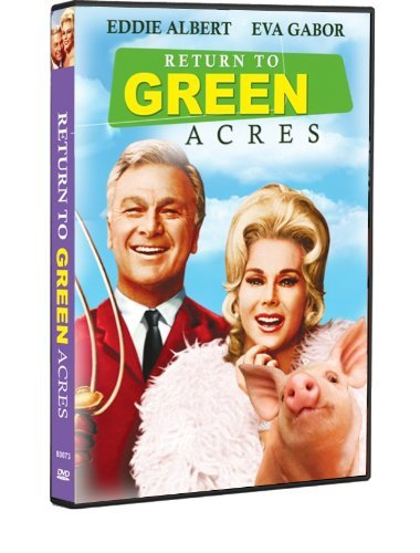Albert Gabor Return To Green Acres Nr