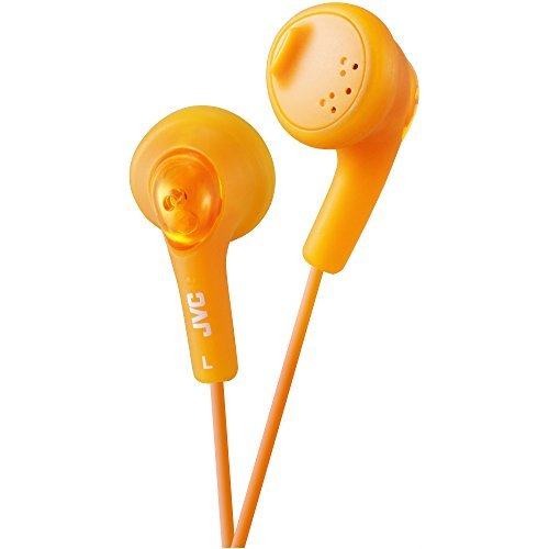 Headphones Jvc Gumy Orange