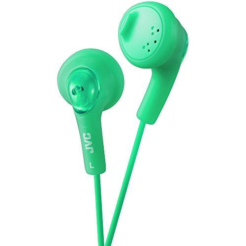 Headphones Jvc Gumy Green