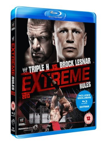 Wwe Extreme Rules 2013 Wwe Extreme Rules 2013 Import Gbr