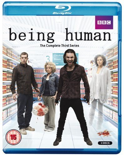 Being Human Being Human Series 3 (20110 Import Gbr