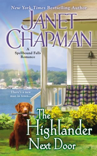 Janet Chapman The Highlander Next Door