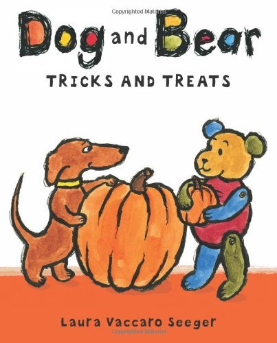 Laura Vaccaro Seeger Dog And Bear Tricks And Treats