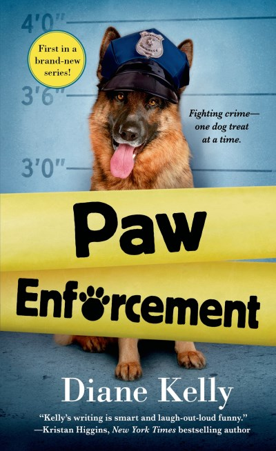 Diane Kelly Paw Enforcement