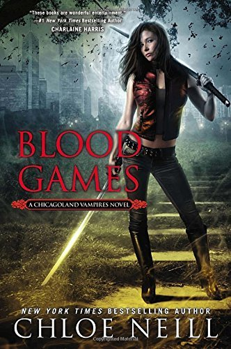Chloe Neill Blood Games