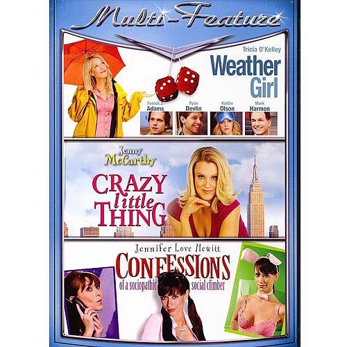 Weather Girl Crazy Little Thing Confessions Triple Feature