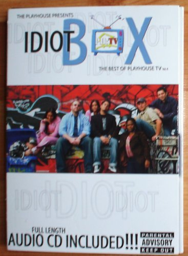 Idiot Box Best Of Playhouse Tv Vol. 4