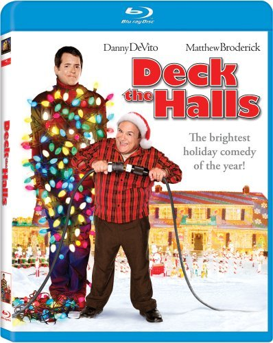 Deck The Halls Broderick Devito Blu Ray Ws Pg 2 Br Incl. DVD Dc