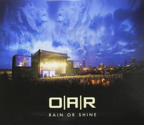 O.A.R. Rain Or Shine 4 CD