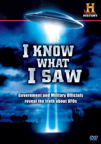 I Know What I Saw I Know What I Saw Nr