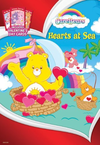 Hearts At Sea Care Bears Valentines Day Faceplate & Car Care Bears