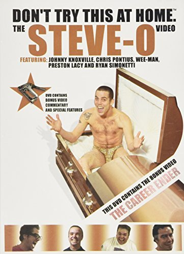 Sticker Steve O Pg