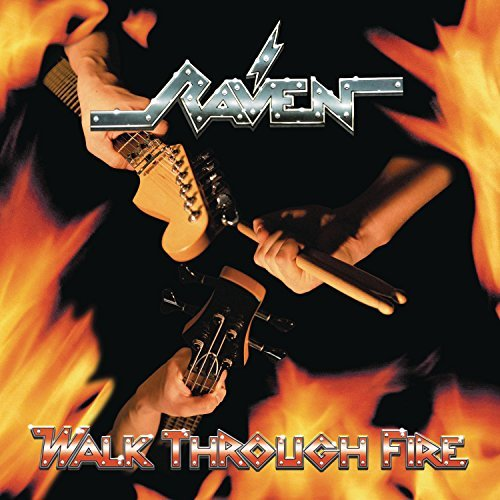 Raven Walk Through Fire