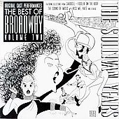Sullivan Years Vol. 2 Best Of Broadway Merman Grey Bailey Ball Raitt Sullivan Years