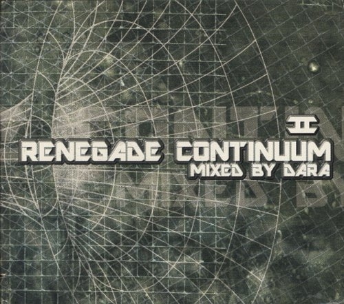Dj Dara Vol. 2 Renegade Continuum 2 CD Set Renegade Continuum