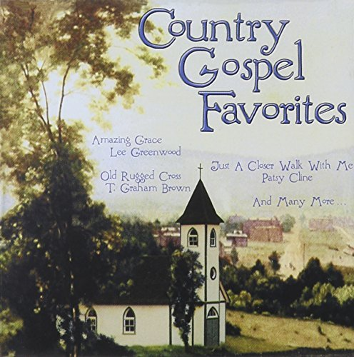 Country Gospel Favorites Country Gospel Favorites