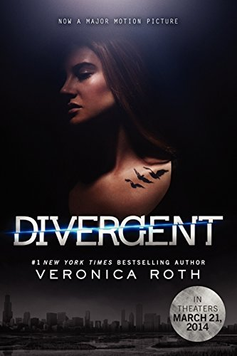 Veronica Roth Divergent Movie Tie In Edition